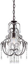Minka-Lavery 3123-489 - 1 Light Mini Chandelier