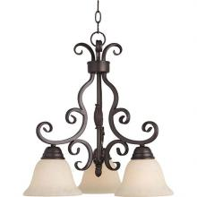 Maxim 12203FIOI - Manor-Mini Chandelier