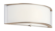 Kichler 10630PN - Wall Sconce 1Lt Fluorescent