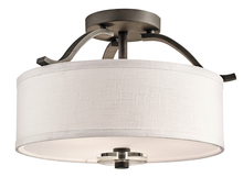 Kichler 42485OZ - Semi Flush 3Lt