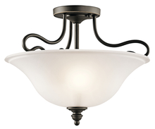 Kichler 42900OZ - Semi Flush 2Lt