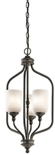 Kichler 43656OZ - Large Foyer Pendant 3Lt
