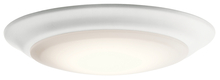 Kichler 43846WHLED27 - Flush Mount 1Lt LED