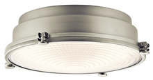 Kichler 43883NILEDR - Flush Mount 1Lt Led