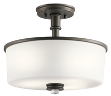 Kichler 43926OZ - Semi Flush 3Lt