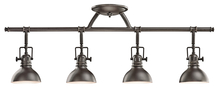 Kichler 7704OZ - Rail Light 4Lt Halogen