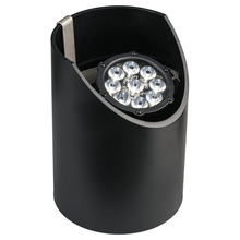 Kichler Landscape 15729BKT - 12.4W 10 Degree Led Well Light