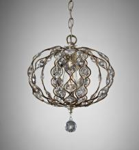 Feiss F2742/1BUS - 1- Light Chandelier