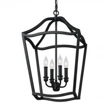 Feiss F2975/4AF - 4 - Light Foyer