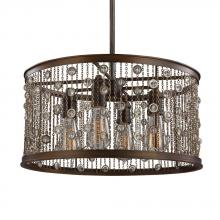 Feiss F3045/4CSTB - 4 - Light Pendant