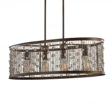 Feiss F3047/4CSTB - 4 - Light Chandelier
