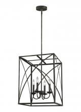 Feiss F3195/4IO - 4 - Light Foyer
