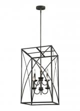Feiss F3197/6IO - 6 - Light Foyer
