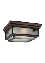 Feiss OL10613HTCP - 2 - Light Outdoor Flush