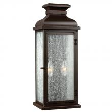 Feiss OL11101DAC - 2 - Light Outdoor Sconce