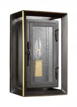 Feiss OL13800ANBZ/PBB - 1 - Light Outdoor Wall Lantern
