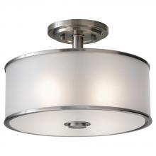 Feiss SF251BS - 2- Light Indoor Semi-Flush Mount