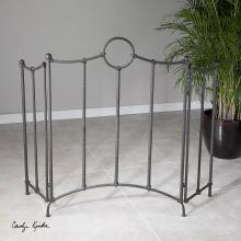 Uttermost 20102 - Uttermost Aditya Iron Fireplace Screen