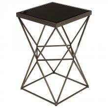 Uttermost 24614 - Uttermost Uberto Caged Frame Accent Table