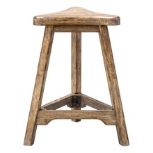 Uttermost 25847 - Uttermost Luther Oak Counter Stool